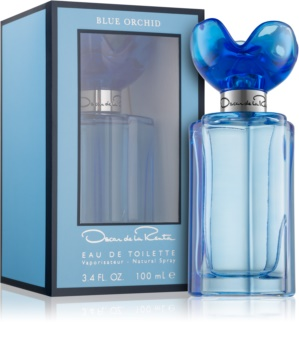 Oscar de la Renta Blue Orchid Eau de Toilette for Women 100 ml