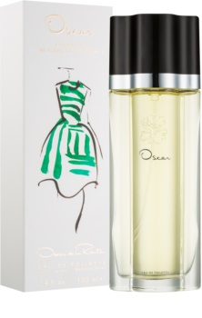 Oscar de la Renta Oscar Eau de Toilette voor Vrouwen    Limited Edition  Celebrating 40 Years of Fragrance