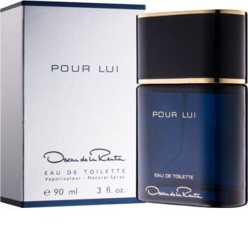 Oscar de la Renta Pour Lui Eau de Toilette voor Mannen 90 ml