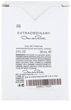 Oscar de la Renta Extraordinary парфюмна вода тестер за жени 90 мл.