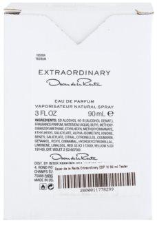 Oscar de la Renta Extraordinary woda perfumowana tester dla kobiet 90 ml