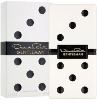 Oscar de la Renta Gentleman eau de toilette férfiaknak 100 ml