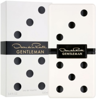 Oscar de la Renta Gentleman eau de toilette pentru barbati 100 ml