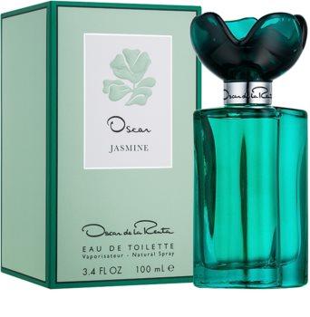 Oscar de la Renta Oscar Jasmine eau de toilette pentru femei 100 ml