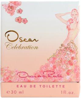 Oscar de la Renta Celebration Eau de Toilette para mulheres 30 ml