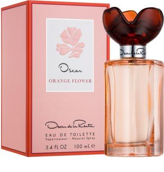 Oscar de la Renta Oscar Orange Flower eau de toilette pour femme 100 ml