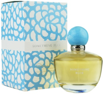 Oscar de la Renta Something Blue Eau de Parfum Damen 100 ml