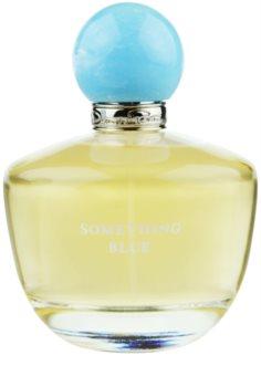 Oscar de la Renta Something Blue eau de parfum pour femme 100 ml