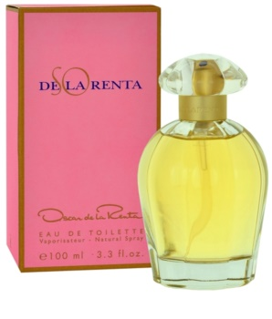 Oscar de la Renta So de la Renta Eau de Toilette for Women 100 ml