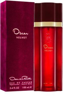 Oscar de la Renta Velvet eau de parfum per donna 100 ml