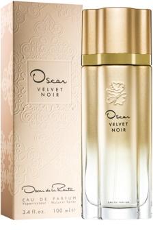 Oscar de la Renta Velvet Noir eau de parfum pour femme 100 ml