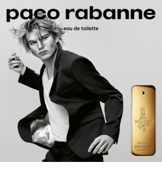 Paco Rabanne 1 Million Eau de Toilette for Men 100 ml