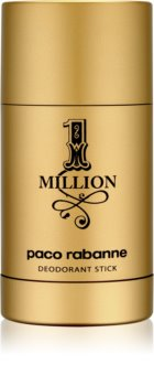 Paco Rabanne 1 Million desodorante en barra para hombre 75 ml