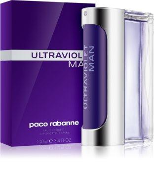 Paco Rabanne Ultraviolet Man eau de toilette pour homme 100 ml