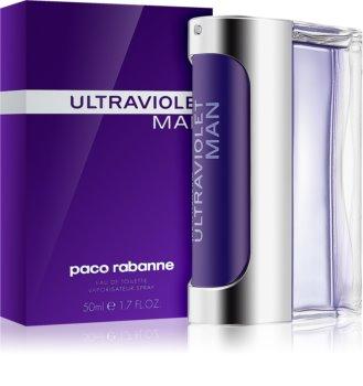 Paco Rabanne Ultraviolet Man woda toaletowa dla mężczyzn 50 ml