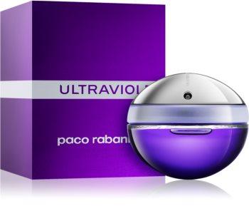 Paco Rabanne Ultraviolet eau de parfum para mujer 80 ml
