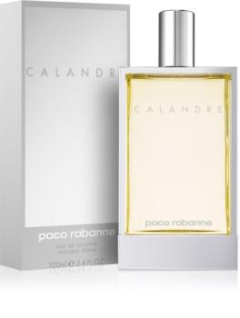 Paco Rabanne Calandre eau de toilette pour femme 100 ml