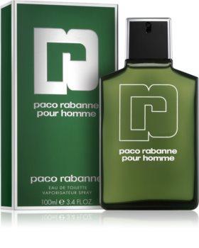 Paco Rabanne Pour Homme toaletná voda pre mužov 100 ml