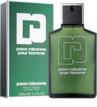 Paco Rabanne Pour Homme Eau de Toilette for Men 100 ml