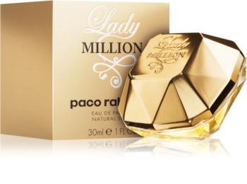 Paco Rabanne Lady Million Eau de Parfum para mulheres 80 ml