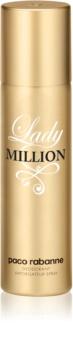 Paco Rabanne Lady Million déo-spray pour femme 150 ml
