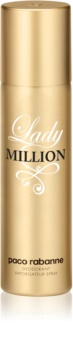 Paco Rabanne Lady Million deo sprej za ženske 150 ml