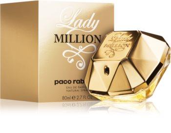 b8999d56812ed Paco Rabanne Lady Million Eau de Parfum for Women 80 ml