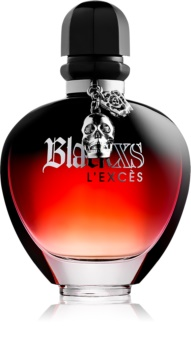 Paco Rabanne Black Xs Lexces Eau De Parfum For Women 80 Ml