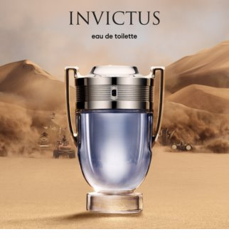 Paco Rabanne Invictus eau de toilette para hombre 100 ml