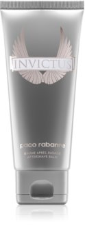 Paco Rabanne Invictus bálsamo after shave para homens 100 ml