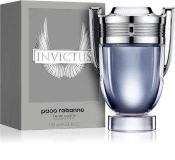 Paco Rabanne Invictus eau de toilette per uomo 150 ml