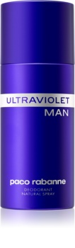 Paco Rabanne Ultraviolet Man Deo Spray for Men 150 ml