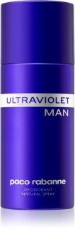 Paco Rabanne Ultraviolet Man Deospray for Men 150 ml