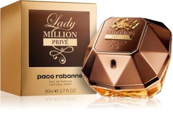 Paco Rabanne Lady Million Privé Eau de Parfum Damen 80 ml