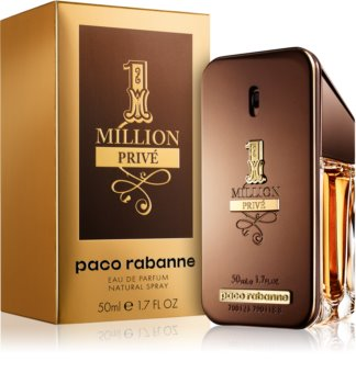 Paco Rabanne 1 Million Privé parfémovaná voda pro muže 50 ml