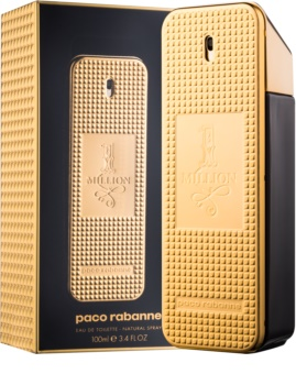 Paco Rabanne 1 Million Collector Edition Eau de Toilette Herren 100 ml limitierte Edition