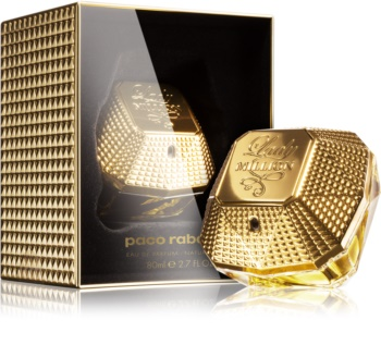 Paco Rabanne Lady Million Eau de Parfum für Damen 80 ml limitierte Edition