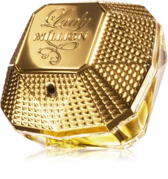 paco rabanne lady million eau de parfum pour femme 80 ml. Black Bedroom Furniture Sets. Home Design Ideas