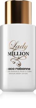 Paco Rabanne Lady Million telové mlieko pre ženy 200 ml