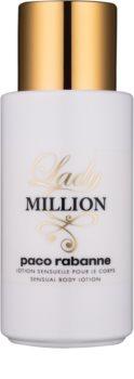 Paco Rabanne Lady Million lapte de corp pentru femei 200 ml