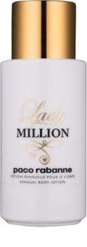 Paco Rabanne Lady Million tělové mléko pro ženy 200 ml