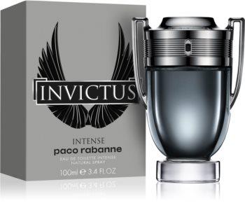 Paco Rabanne Invictus Intense eau de toilette férfiaknak 100 ml
