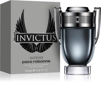 Paco Rabanne Invictus Intense Eau de Toilette for Men 100 ml