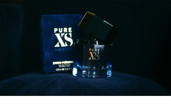 Paco Rabanne Pure XS Eau de Toilette para homens 100 ml