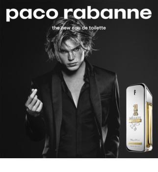 Paco Rabanne 1 Million Lucky Eau de Toilette for Men 100 ml