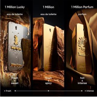 Paco Rabanne 1 Million Lucky eau de toilette pentru barbati 50 ml