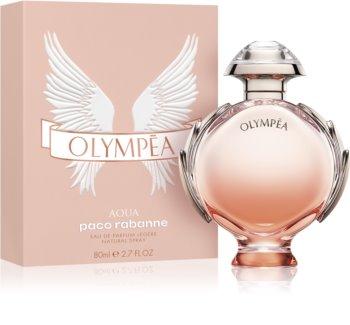 Paco Rabanne Olympéa Aqua parfémovaná voda pro ženy 80 ml