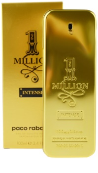 Paco Rabanne 1 Million Intense Eau de Toilette para homens 100 ml