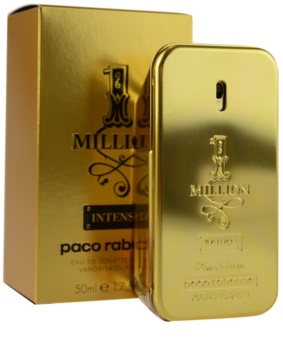 Paco Rabanne 1 Million Intense Eau de Toilette voor Mannen 50 ml