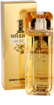 Paco Rabanne 1 Million Cologne Eau de Toilette voor Mannen 125 ml